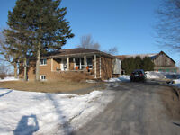 NEW PRICE 2 acres Country home UPGRADED, new septic, big barn