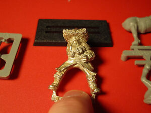 "Warhammer 40K ""Imperial Guard Roughriders of Attila Lieutenant"""