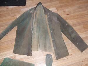 welding jacket / welding rod pouch / welding arm sleeve
