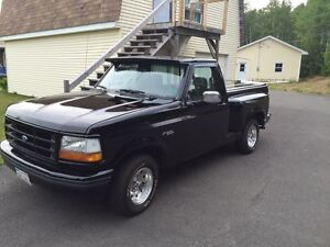 1992 Ford F-150 flairside