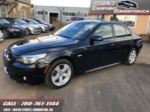 2008 BMW 5 Series 535Xi..M SPORT...TWIN TURBO  - Local