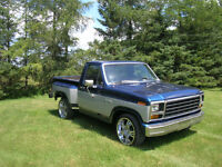 pick up ford step side
