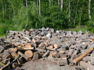HARDWOOD $150 BUSHCORD OF FIREWOOD