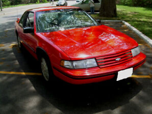 Chev. Lumina Euro 3.1 Coupe CERTIFIED COLD AIR COND. Rare