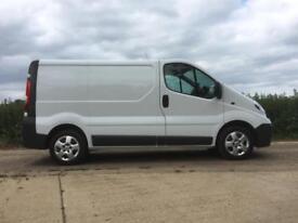 Vauxhall Vivaro 2.0CDTi (115ps) (EU IV) 2012 2700 SWB 1owner 25000 miles FSH