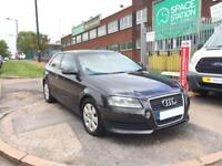 2008 AUDI A3 E 1.9 DIESEL 3DR FULL LEATHER + SUNROOF ( GRAB BARGAIN ) (NEED TLC)