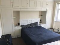 HUGE bedroom on HUGE house