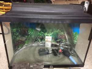 Fish tank - complete set