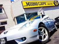 '01 Toyota Celica GT-S! Certified! Mint! Sunroof + $83/Pmts!!!