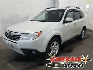 Subaru Forester Limited AWD GPS Cuir Toit Panoramique MAGS 2010