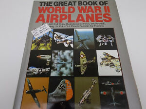 AIRCRAFT of WW II - Large Format BOOK