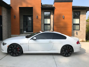 2010 BMW 6-Series Coupe (2 door). Safety etest done