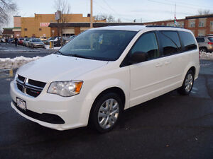 2014 Dodge Grand Caravan SXT Minivan from Vancouver