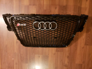 2008-2012 Audi A5 S5 RS5 8T Homeycomb Grill