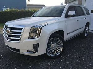 Cadillac Escalade Platinum 4WD 2016