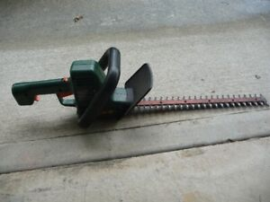 "Electric hedge trimmer 18"" for sale"