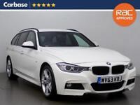 2013 BMW 3 SERIES 320d M Sport 5dr Step Auto Estate Touring