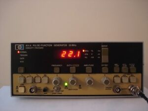 HP 8111A 20MHz Pulse / Function Generator
