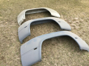 84 chevy dually fenders