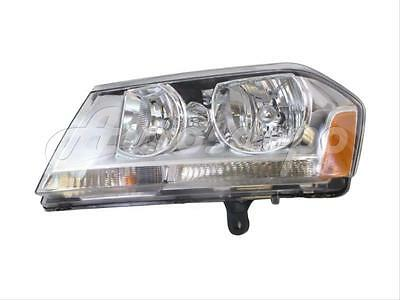 2008-2013 DODGE AVENGER SXT SE MODEL HEADLIGHT HEADLAMP W/BULB & SOCKET LH NEW