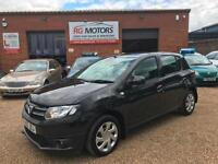 2013(13) Dacia Sandero 1.5 dCi ( 90bhp ) Laureate Black, **ANY PX WELCOME**