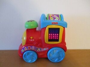 Train   A-B-C  De  Fisher-Price