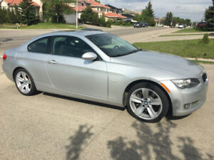 2008 BMW 335xi All Wheel Drive Coupe