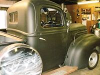 47 Ford Pickup