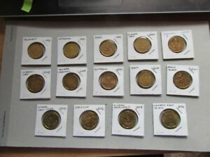 COINS - CANADA - LOONIES