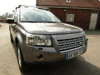 Land Rover Freelander 2 2.2 Automatic 4x4 Diesel