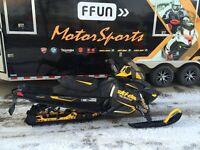 2013 Ski-Doo Renegade Backcountry 800R
