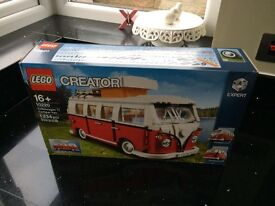 Lego Creator VW Campervan 10220