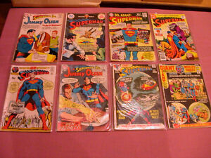 SELLING VINTAGE COMIC BOOK COLLECTION