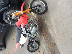 DR150 great bike for kids or a pit bike