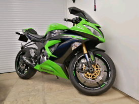 Kawasaki zx636 zx6r ninja 2014