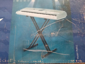 Electric piano keyboard stand - brand new in box