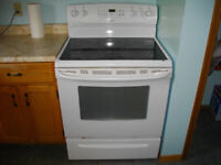 Kitchen stove/oven clock timer board repairs $100 total