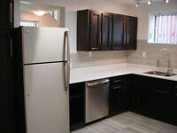 Available Immediately, Newly Renovated Four-Plex Unit