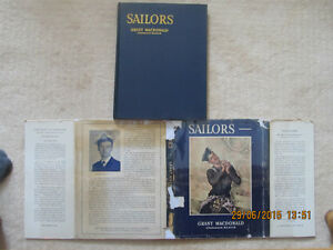 SAILORS by Grant MacDonald Lt. R.C.N.V.R. - 1945