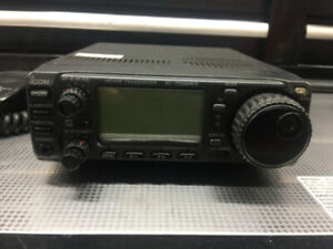 ICOM IC706 MKIIG HF/VHF/UHF All Mode Transceiver