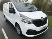 2015 15 RENAULT TRAFIC BUSINESS+ SL27 1.6DCI 120BHP ANY UK DELIVERY NO VAT