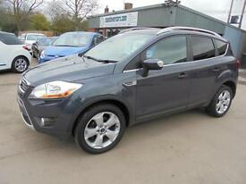 Ford Kuga Titanium TDCi 163 4WD. From £163.95 per month. Ready to go!