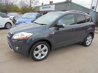 Ford Kuga Titanium TDCi 163 4WD. From £220 per month.