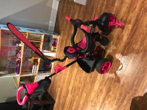 Little tykes hot pink bike