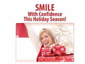 Christmas Gift - Professional Strength 5 day Teeth Whitening Kit