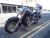 2003 53 Honda VTX1300 1474 miles Quite low mileage for its year