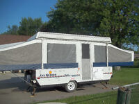 Immaculate Jayco Jay Series 12' Pop Up Tent Camper
