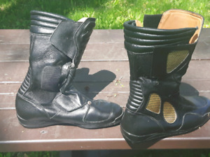 TEKNIC size 10 Motorcycle Boots