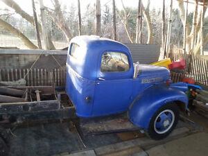 1946 Maple Leaf Turbo Diesel