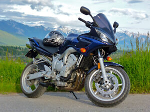 2004 FZ6 - available in Invermere June 30-July 9